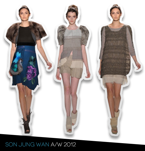NYFW Report: Son Jung Wan A/W 2011 Presentation