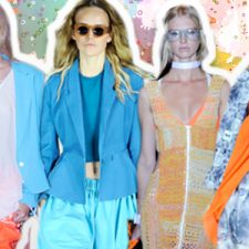 Shades of Spring:  How to Rock Pastels in Your Look