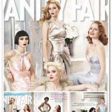 Rooney Mara, Mia Wasikowska, Elizabeth Olsen, and Others Featured in Vanity Fair's Hollywood Issue