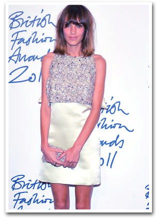 Alexa Chung Appointed Young Style Ambassador for the British Fashion Council