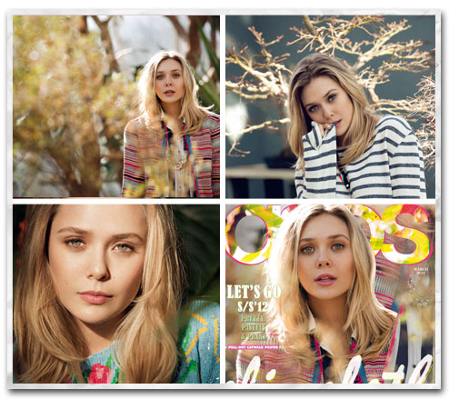 Elizabeth Olsen is ASOS Magazine's Newest Cover Girl