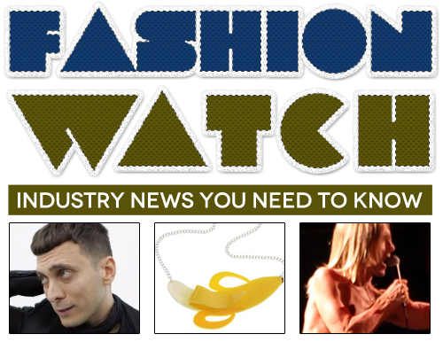 Fashion Watch: Colette Plans a Fashion Carnival, VANS launches Iggy Pop Collection, Slimane Returns to YSL