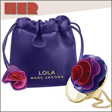 Marc Jacobs Lola Perfume Ring