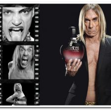 Iggy Pop Fronting Perfume Commercial Confirms that Punk Is Officially Dead