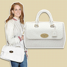 The Modern Nostalgia of Mulberry's Latest Muse: Lana Del Rey