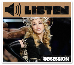 LISTEN: Madonna's Superbowl Sunday Performance (Video)
