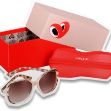 "Vogue Eyewear Launches ""Love Vogue"" Capsule Collection for Valentine's Day"