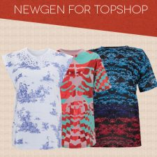Christopher Kane, Louise Gray, Erdem and Roksanda Ilincic Design Tees for Topshop Capsule Collection