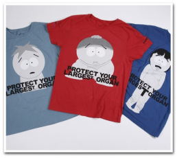 South Park's Eric Cartman, Randy Marsh, and Butters Scotch Go Nude for Marc Jacobs