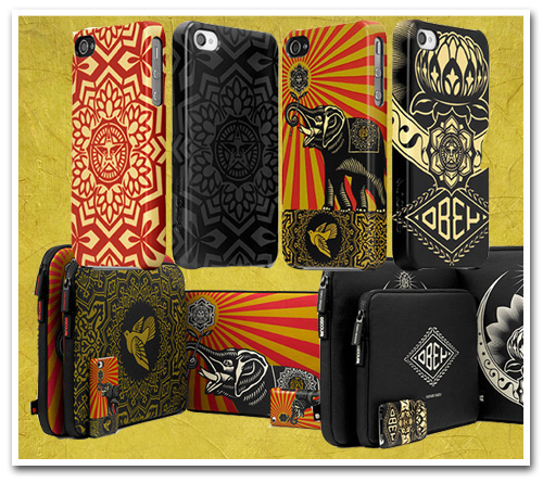 Incase Launches Shepard Fairey Collection