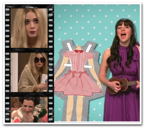 SNL Parodies Quirky Girls Zooey Deschanel, Mary-Kate Olsen, Mayim Bialik, and Bjork