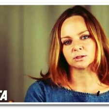 Stella McCartney Partners with PETA to Campaign Against Leather