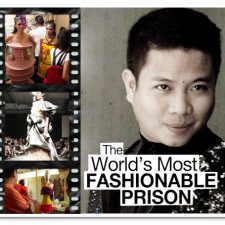 The World's Most Fashionable Prison: Film Documents Fallen Designer's Journey to Redemption