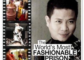 The Most Fashionable Prison: Film Documents Fallen Designer's Journey to Redemption