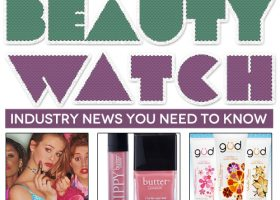 Fashion Watch: Cancer-Causing Manicures, Topshop Releases 'Clueless' Lipstick, Get Burt's Bees Free Samples