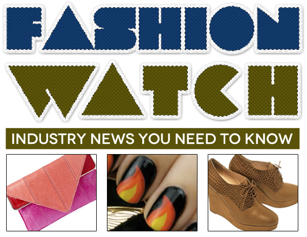 Fashion Watch: Get Hunger Games Nails, TOMS New line, Brian Atwood's Swoon-worthy Handbag Collection
