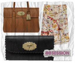 Lions And Tigers And Cookies! Mulberry Launches A Dessert Inspired Collection