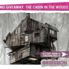 "MO Giveaway: Special Advance Screening with the Stars of ""The Cabin in The Woods"""