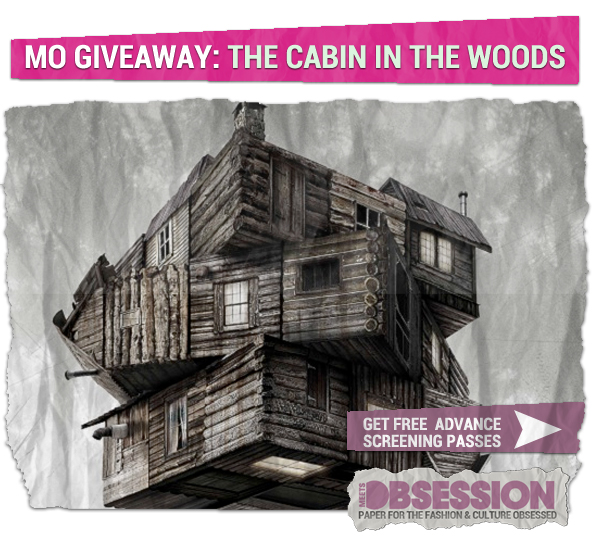 MO Giveaway:  Advance Screening Of The Cabin In The Woods