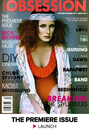 The Premiere Issue 2011