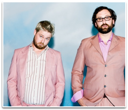 A Conversation with Comedians Tim Heidecker and Eric Wareheim on their 'Billion Dollar' Movie