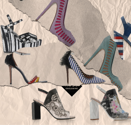 ALDO Launches Rise Collaboration with Mark Fast, Preen, Libertine and JW ANderson