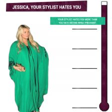 Jessica Simpson, Your Stylist Hates You