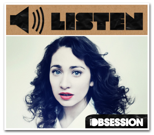"LISTEN: Regina Spektor — ""All the Rowboats"""