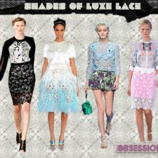 Spring Forward in Shades of Luxe Lace
