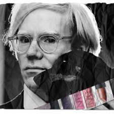 Andy Warhol is Having a Beauty Moment with a Nars Cosmetics Collaboration