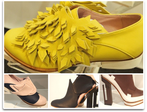 Work of Art: Weng Xin Yu's Sculptural Shoe Collection