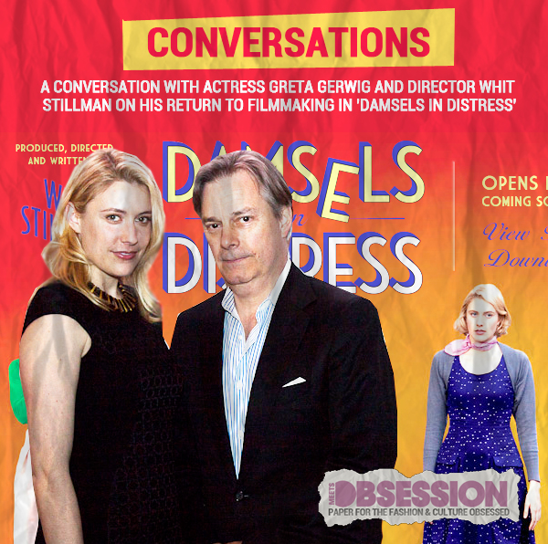 A Conversation With Whit Stillman And Greta Gerwig On His Return To Filmmaking In 'Damsels In Distress'