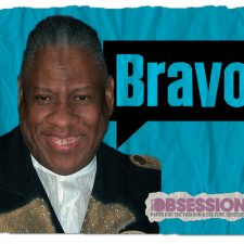 Andre Leon Talley Tapped for Bravo's 'Fashion Stories of NYC'