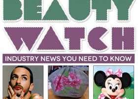 Beaty Watch: Marc Jacobs Enters The Beauty Arena, Minnie Mouse Gets The OPI Treatment, More Reasons To Eat Chocolate
