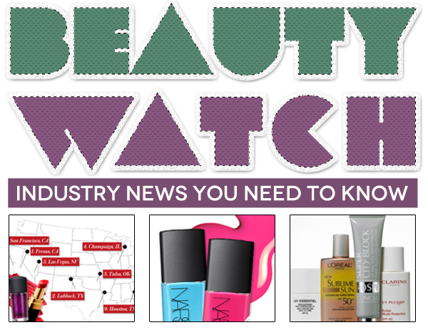 Beauty Watch Beauty Disaster Solutions, Top 10 Beauty Obsessed Cities, Thakoon For NARS Nail Polish