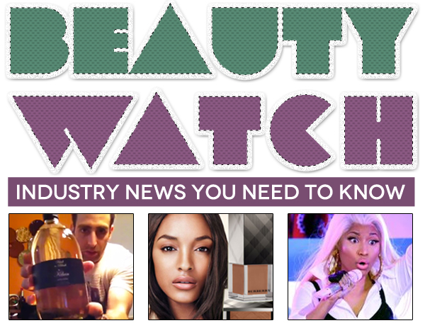 "Beauty Watch: Nicki Minaj to Launch Fragrance, Men Obsess Over Fragrances, a Plastic Surgeon invents a ""FaceTime Facelift"""