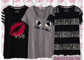 Lulu Guinness Blows Collaboration Kisses to Uniqlo (12)