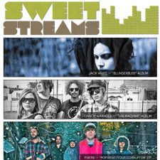 Sweet Streams: Jack White, Dandy Warhols, Fixers