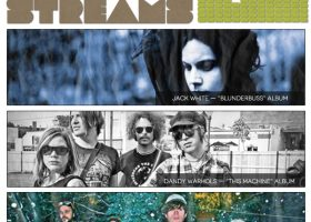 Sweet Streams Jack White, Dandy Warhols, Fixers