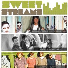Sweet Streams: Santigold, Patrick Watson, Shores, Allo' Darling