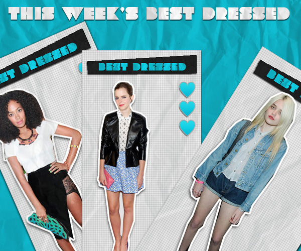 This Week's Best Dressed: Emma Watson, Lauren Conrad, Ginnifer Goodwin And Sky Ferreira