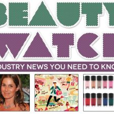 Beauty Watch: Aerin Lauder's New Debut Collection, Beauty Gender-Pricing Discrimination Crackdown, MAC's Permanent 30 Nail Color Collection
