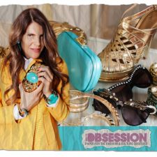 Anna Dello Russo Unveils Her H&M Jewelry Collection