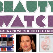 Beauty Watch: Chanel Names Brad Pitt as New Face, Butter London Goes for Gold, Perfume Inspired by the Notes of Wine