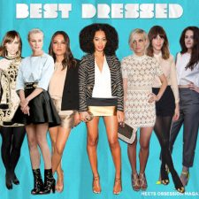 This Week's Best Dressed: Kristen Stewart, Diane Kruger, Mila Kunis and Ashlee Simpson