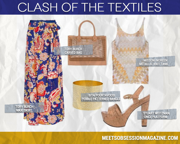 Clash of the Textiles: Mastering Mixing Prints for an Effortlessly Chic Effect