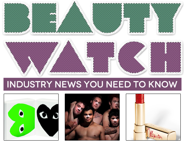 Beauty Watch: Dolce and Gabbana Get Inspired by Monica Belluci, PLAY Unveils New Fragrances, Hot Guys in Pore Strips