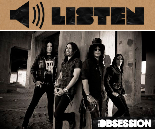 "LISTEN: Slash feat. Myles Kennedy and the Conspirators — ""You're A Lie"""