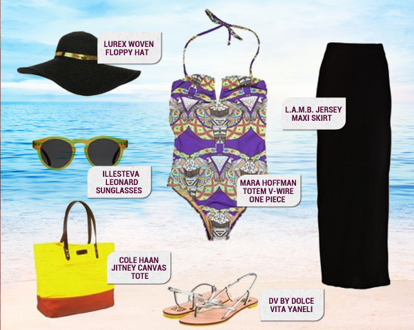 Summer in the City: Make a Summer Splash in These Fresh Swimsuit Looks (2)