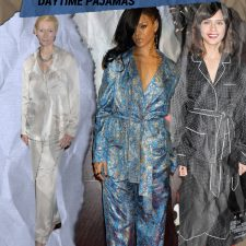 Now Trending: The Pajama Suit